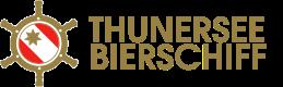 Logo Thunersee Bierschiff